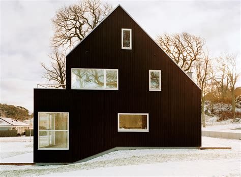 scandinavian houses scandinavian chic dark fa 231 ades apartment therapy