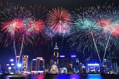 new year in hong kong hong kong new year fireworks tripz vacation rental