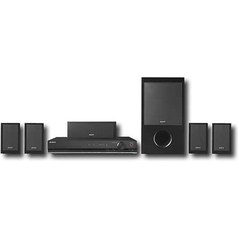 Audio Home Theater Sony sony dav dz170 5 1 channel dvd home theater system dav dz170 b h