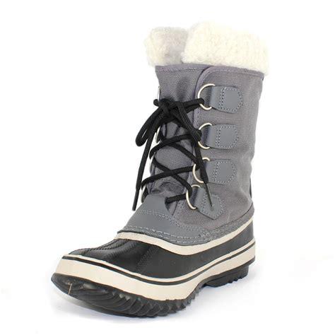 shoe carnival boots sorel winter carnival snow cuff mid snow boot