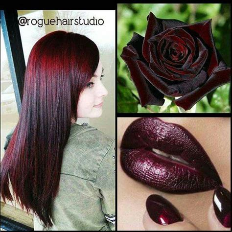 how will black cherry hair dye come out witj red hair the 25 best ideas about black cherry hair on pinterest