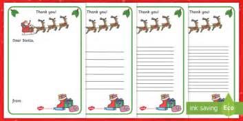 letter santa printable santa letter template