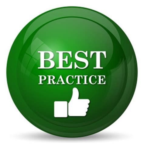 best image 10 steps to establish best practices through maintenance
