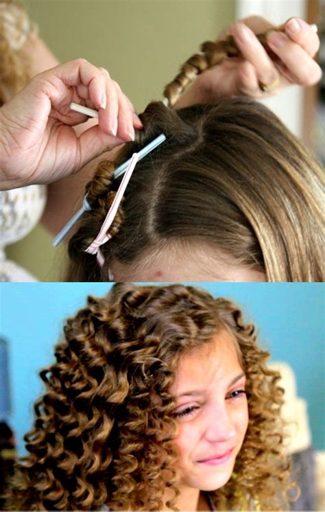 Hair Curler Without Heat by How To Curl Your Hair Without Heat Hirerush