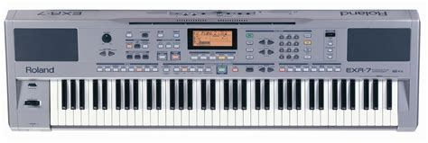 Keyboard Roland Seri E roland exr 7 image 480950 audiofanzine