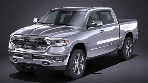 2019 Dodge Ram by Lowpoly Dodge Ram 1500 2019