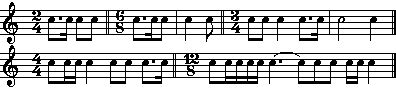 meaning rhythmic pattern music giml the gordon institute for music learning