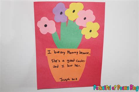 day crafts for sunday school sunday school crafts s day handprint flowers