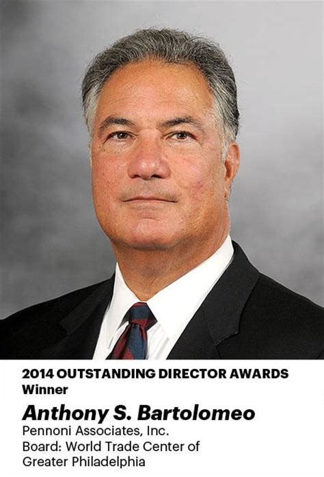 anthony greater is he philadelphia s most outstanding board directors