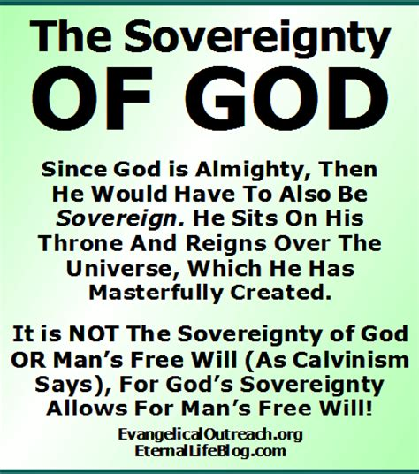 only a sovereign gracious god reformed theology doctrines of grace calvinism refuted