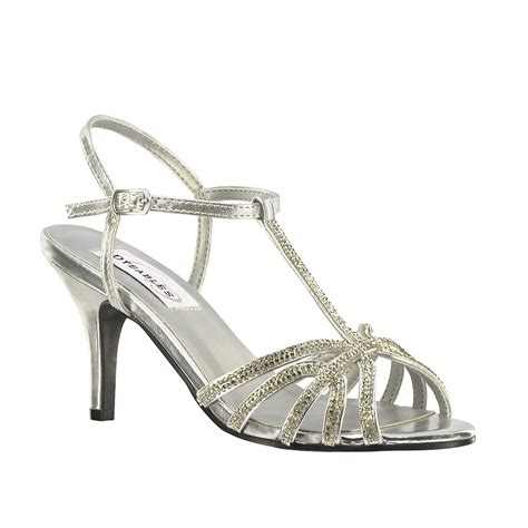 silver metallic craft shore store wide width shoes