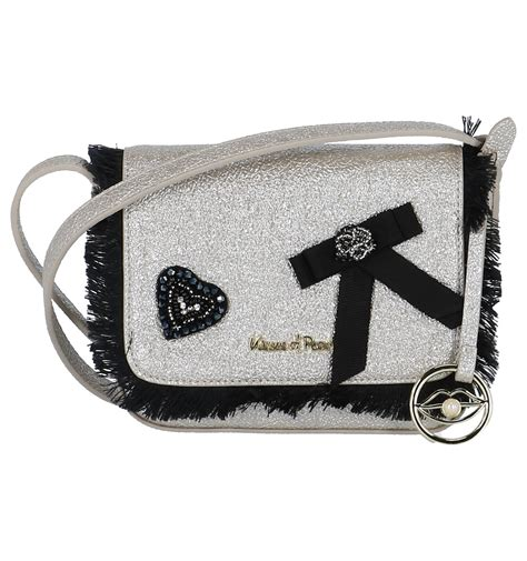 Tas Pearl Crossbody 90138 gouden kisses of pearl crossbody tas met strik en steentjes torfs be gratis verzend en retour