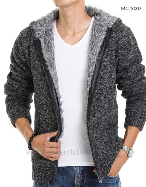 Sale Cardigan Korea s hooded solid color thick sweater korean s fashion cardigan winter clothes