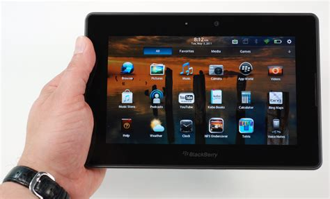 Tablet Blackberry blackberry playbook review the tablet for two kinds of techrepublic