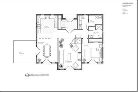 Architectural Plan by Plans D Architecture Entrepreneur G 233 N 233 Ral