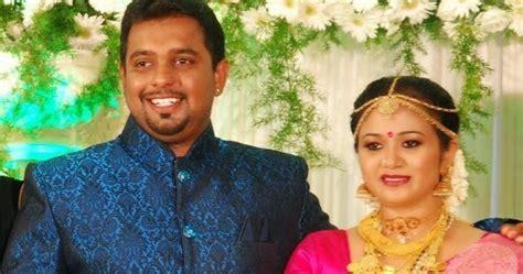 tamil film actress family karuthamuthu serial actress saranya sasi marriage photos