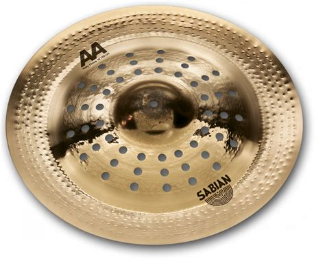 Sabian Aa Holy China 21 Cymbal 19 quot aa holy china 21916cs sabian cymbals
