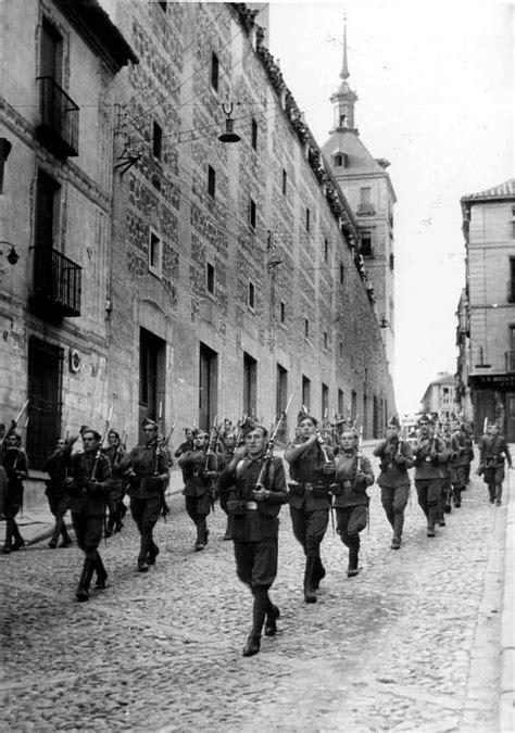 El encarnizado asedio del Alcázar de Toledo