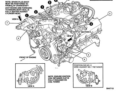 grand marquis firing order wiring diagrams wiring diagrams