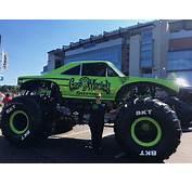 Gas Monkey Garage Monster Jam Truck  Off Season Update