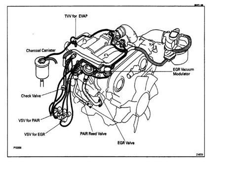 89 Toyota Vacuum Diagram Vacuum Hose Diagram Ih8mud Forum