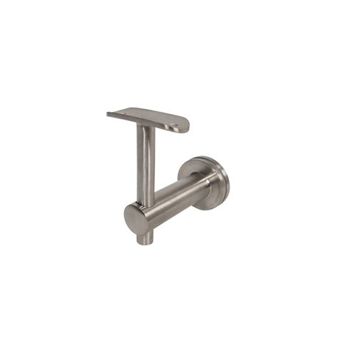 everton stainless off set handrail saddle mount bunnings