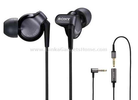 Sony Mdr Ex700 Stereo Bass Original sony mdr ex700 earphone oem lankagadgetshome 94 778