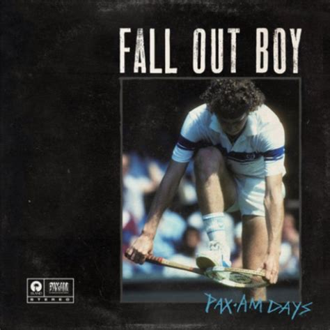 Fall Out Boys Record Release by Fall Out Boy Pax Am Days Ep Album Reviews