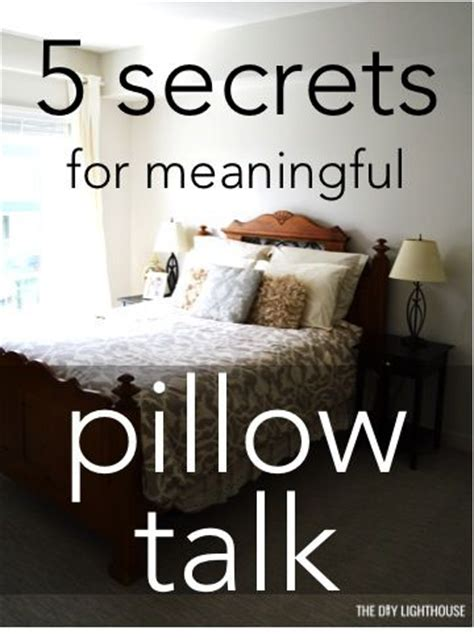 Pillow Talk Tips by 25 Best Ideas About Spice Up Marriage On