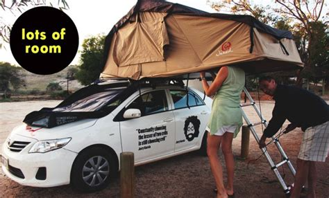 mini camper  melbourne campervan hire
