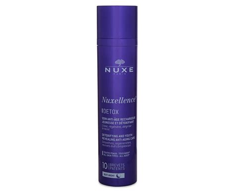 How To Use Nuxe Nuxellence Detox by Nuxe Nuxellence Detox Serum 50ml Great Daily Deals At