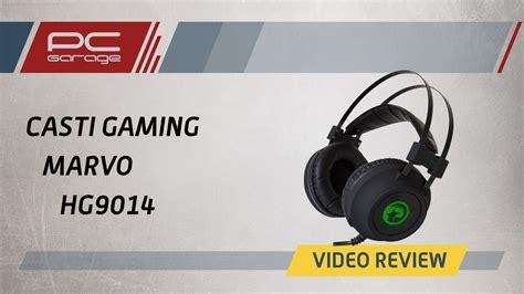 Pc Garage Review Casti Gaming Marvo Hg9014