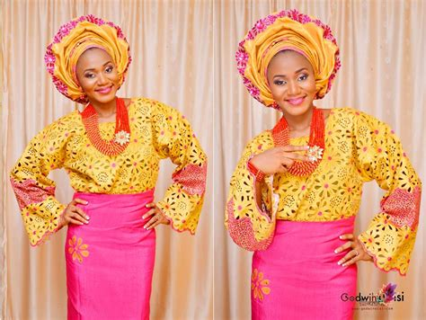 yoruba native dress nigerian wedding yoruba traditional engagement debbie