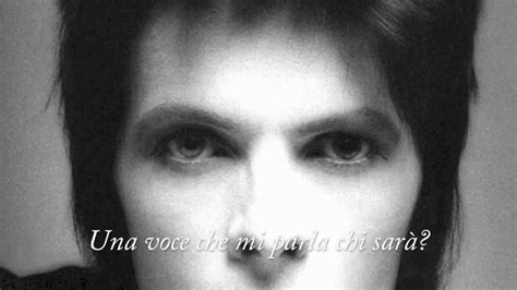 david bowie space oddity testo ragazzo ragazza sola david bowie con testo