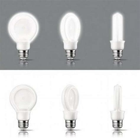 Wordlesstech Flat Lightbulb That Lasts 23 Years Flat Led Light Bulb