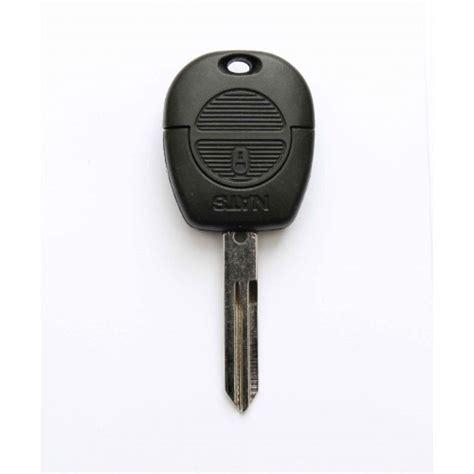 nissan almera key programming nissan micra almera primera 2 button remote key fob