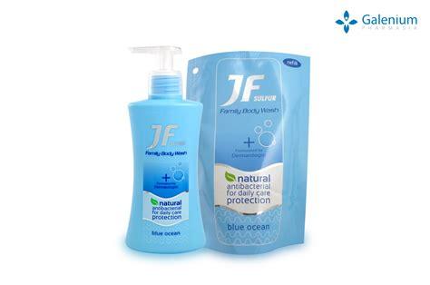 Jf Sulfur Family Soap 90g jf family wash blue pt galenium pharmasi