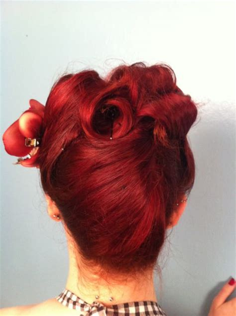 1000 images about hair styles on pinterest kelly ripa 1000 images about 1950s vintage pin up hairstyles on