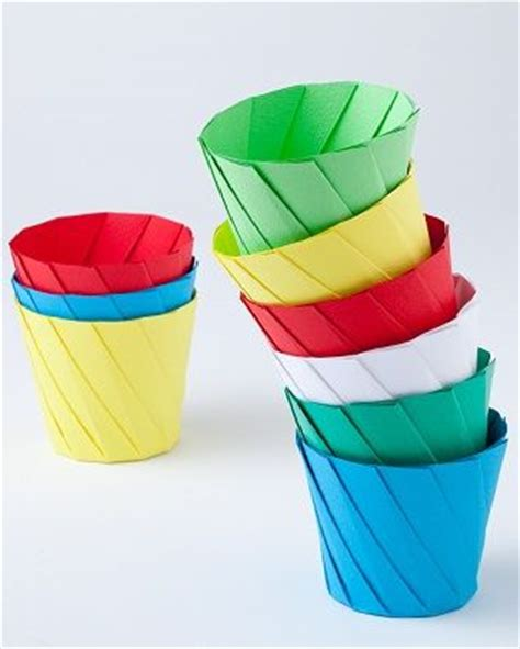 Folded Paper Cup - 1000 ideas about origami folding on origami