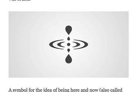 mindfulness tattoo tatted pinterest
