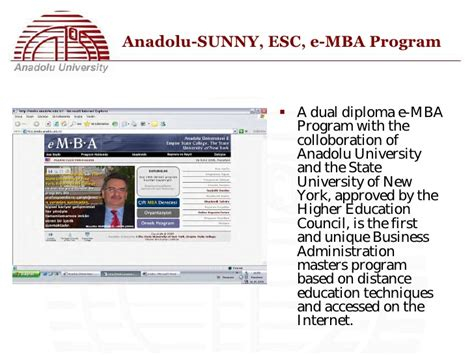 Mba Hospitality Management New York by E Learning Practices In The Open Education System Of