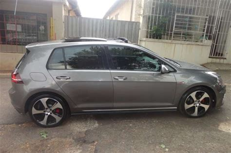 Golf Auto 2014 by 2014 Vw Golf 7 Gti Dsg Auto Cars For Sale In Gauteng R