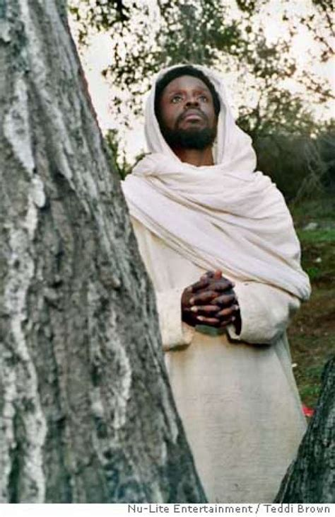 what color was jesus what race was jesus color of the cross puts a different