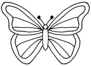 butterfly outline butterfly drawing clip art and