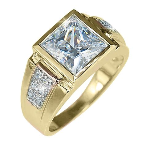 Mens Ring by Rings For Gold Rings For