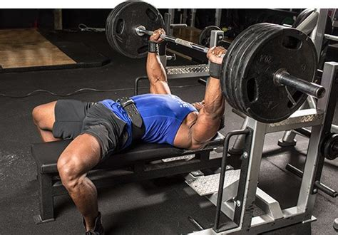 how is the bench press done kiss your old bench press max goodbye
