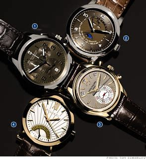 Swiss Army Fortune horology fortune magazine 2009 guide