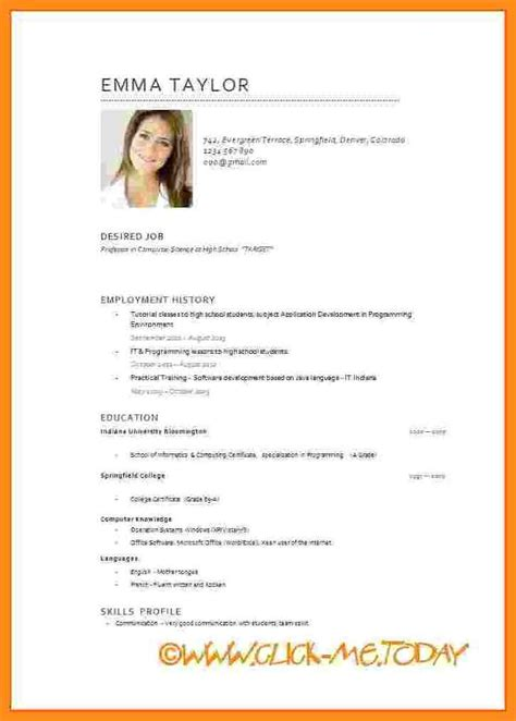 resume exle word resume ixiplay free resume