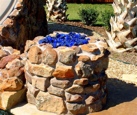 ceramic logs for outdoor pit pit design ideas