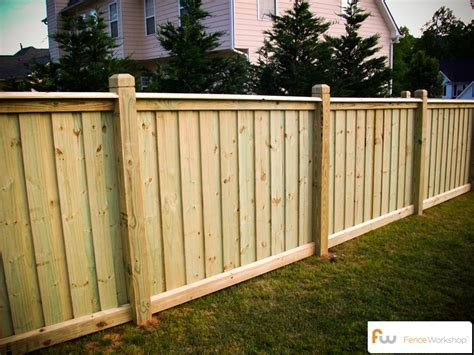 Privacy Fence Plans by The Spartan Fence Workshop